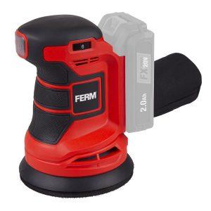 Ferm FX-Power ESM1012 - 20V Akülü Eksantrik Zımpara 125 mm